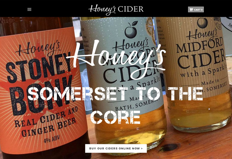 website and packaging designer somerset